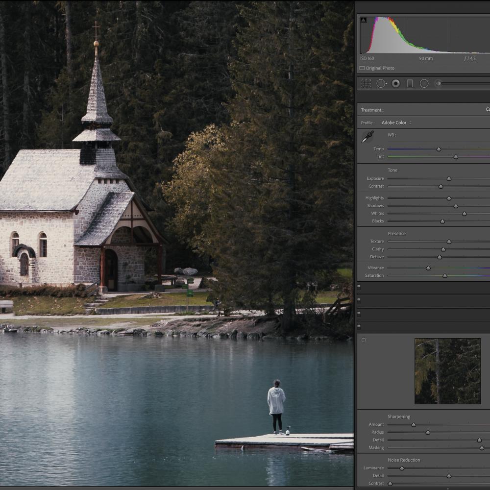 Kompletny kurs edycji zdjęć z Adobe Lightroom
